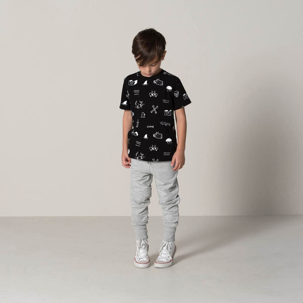 Minti Boys Tee Favourite Things | Size 1Y Last One