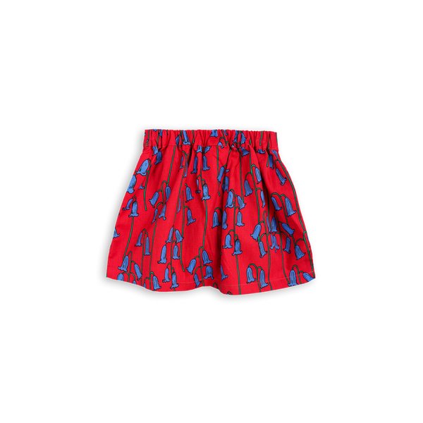 Mini Rodini Bluebell Organic Woven Skirt