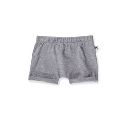Minti Baby Easy Short Grey Motley | Size 6-12M Last Two
