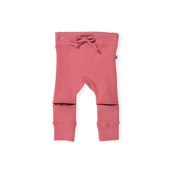 Minti Baby Hidden Knee Trackies Rose