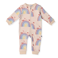 Minti Baby Rainbow Connection Jumpsuit | Size 12-18M Last One