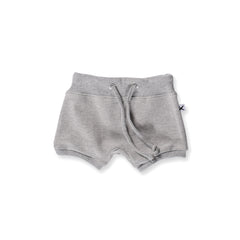 Minti Baby Sporty Short Grey Marle