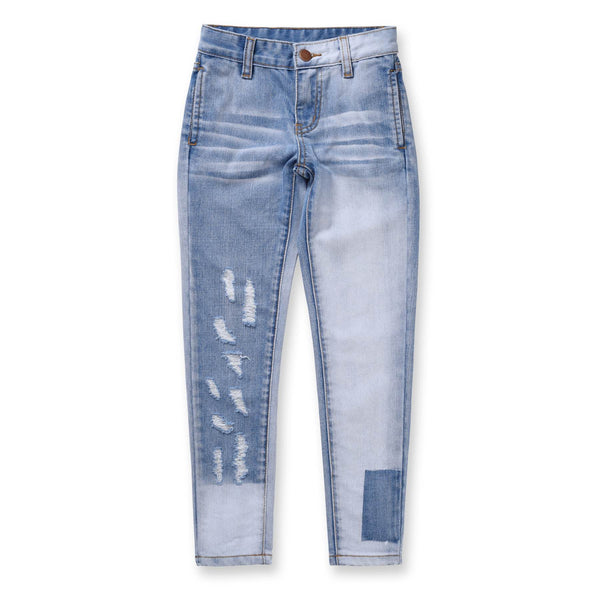 Minti Distressed Denim Jeans Afterpay Cool Kids Clothes
