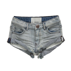 OneTeaspoon Kids Bandits Denim Short Mid West | Size 4-5Y Last One
