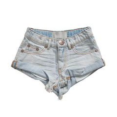 OneTeaspoon Kids Brando Bandits Denim Short
