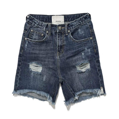 OneTeaspoon Kids Mr Blacks Denim Short | Size 5-6Y Last One