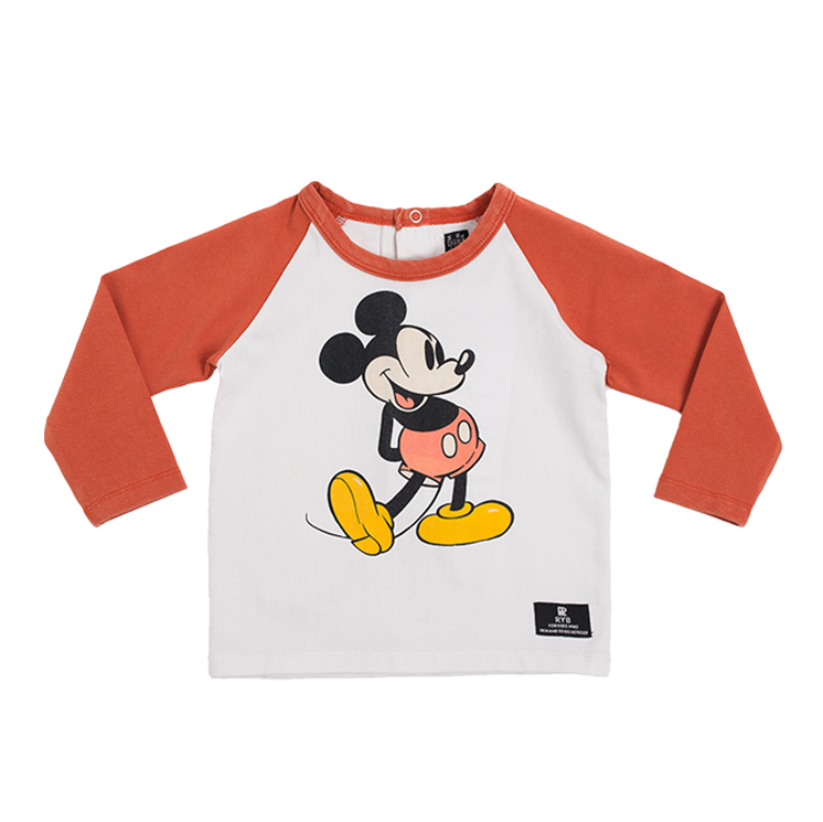 Rock Your Baby 80's Mickey Tee