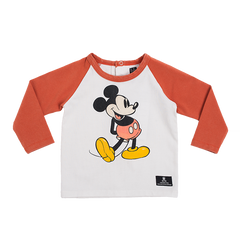 Rock Your Baby 80's Mickey Tee | Last Two