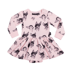 Rock Your Baby Bambi Love Waisted Dress | Size 18-24M Last One