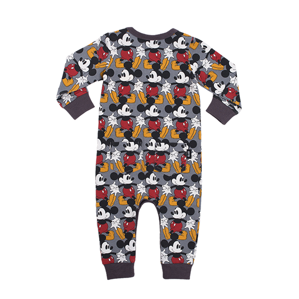 Rock Your Baby Marching Mickey Playsuit