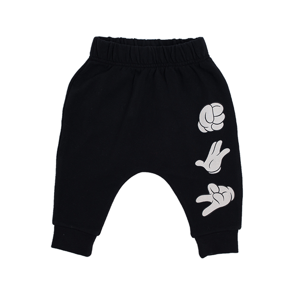 Rock Your Baby Mouse Is The House Track Pant | Size 18-24M Last One