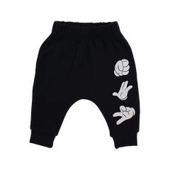 Rock Your Baby Mouse Is The House Track Pant | Last Two