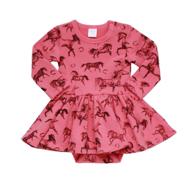 Rock Your Baby All The Pretty Horses Waisted Dress