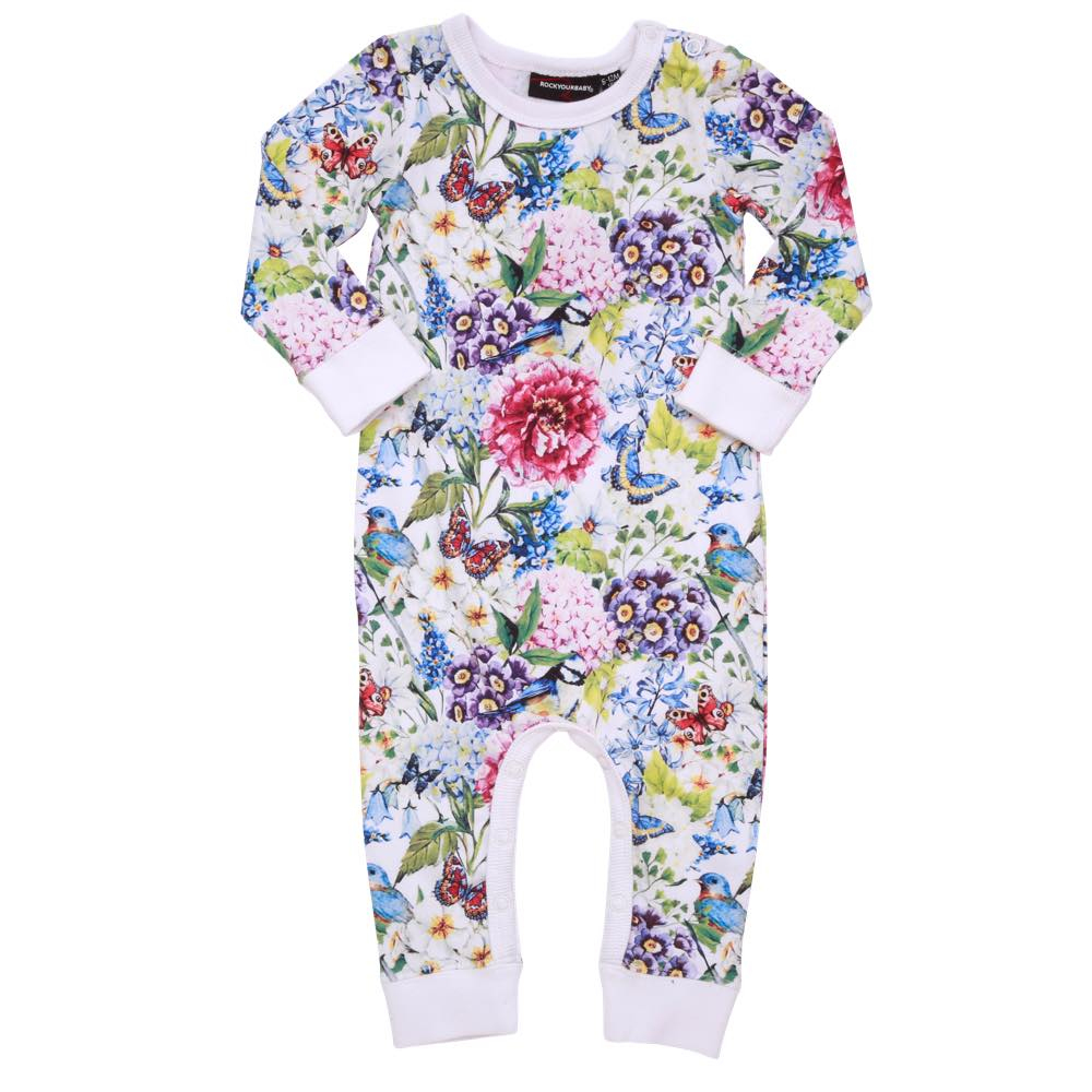 Rock Your Baby Country Garden Playsuit | Size 12-18M Last One