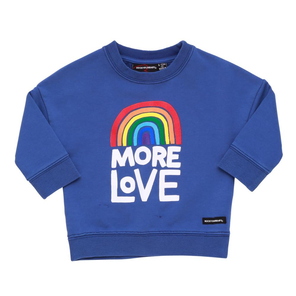 Rock Your Baby More Love Jumper
