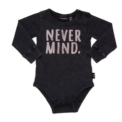 Rock Your Baby Nevermind Bodysuit | Size 18-24M Last One