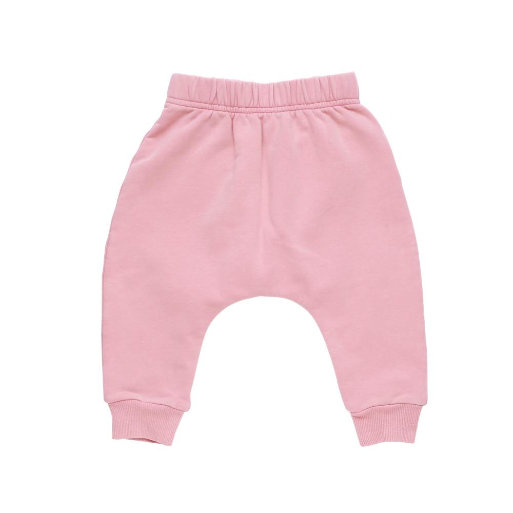 Rock Your Baby Track Pants Pink | Size 18-24M Last One
