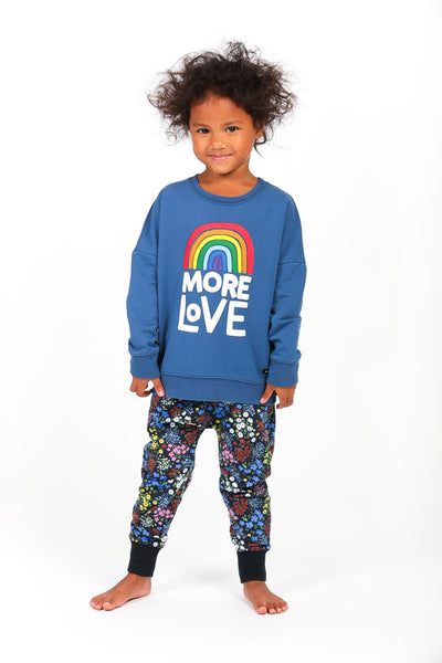Rock Your Baby More Love Jumper Afterpay Cool Kids Clothes Australia