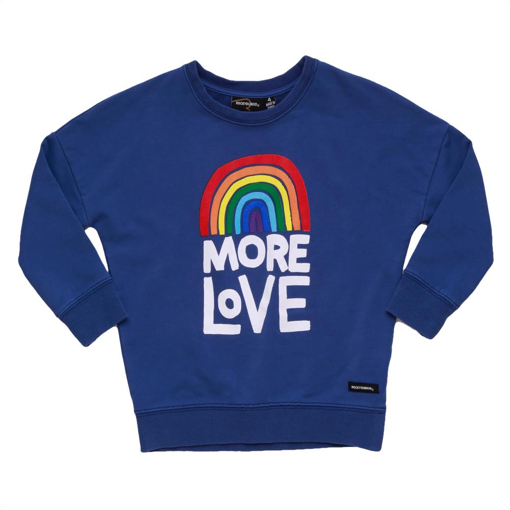 Rock Your Kid More Love Jumper