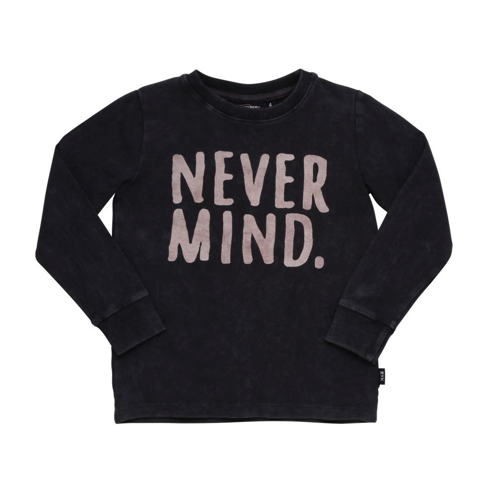 Rock Your Kid Nevermind Tee