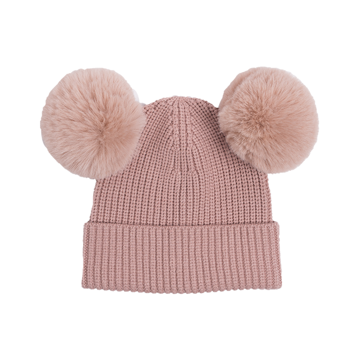 Rock Your Kid Mickey Beanie Pink