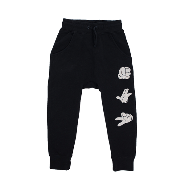 Rock Your Kid Mouse Is The House Track Pant | Last Two