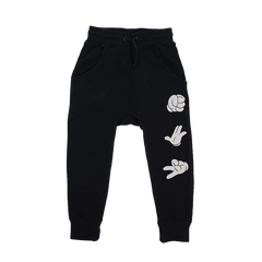Rock Your Kid Mouse Is The House Track Pant | Size 2Y Last One