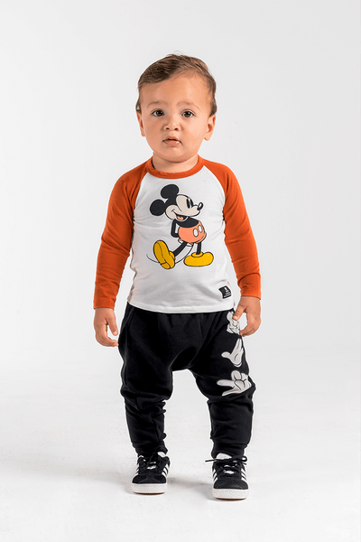 Rock Your Baby Mouse Is The House Track Pant