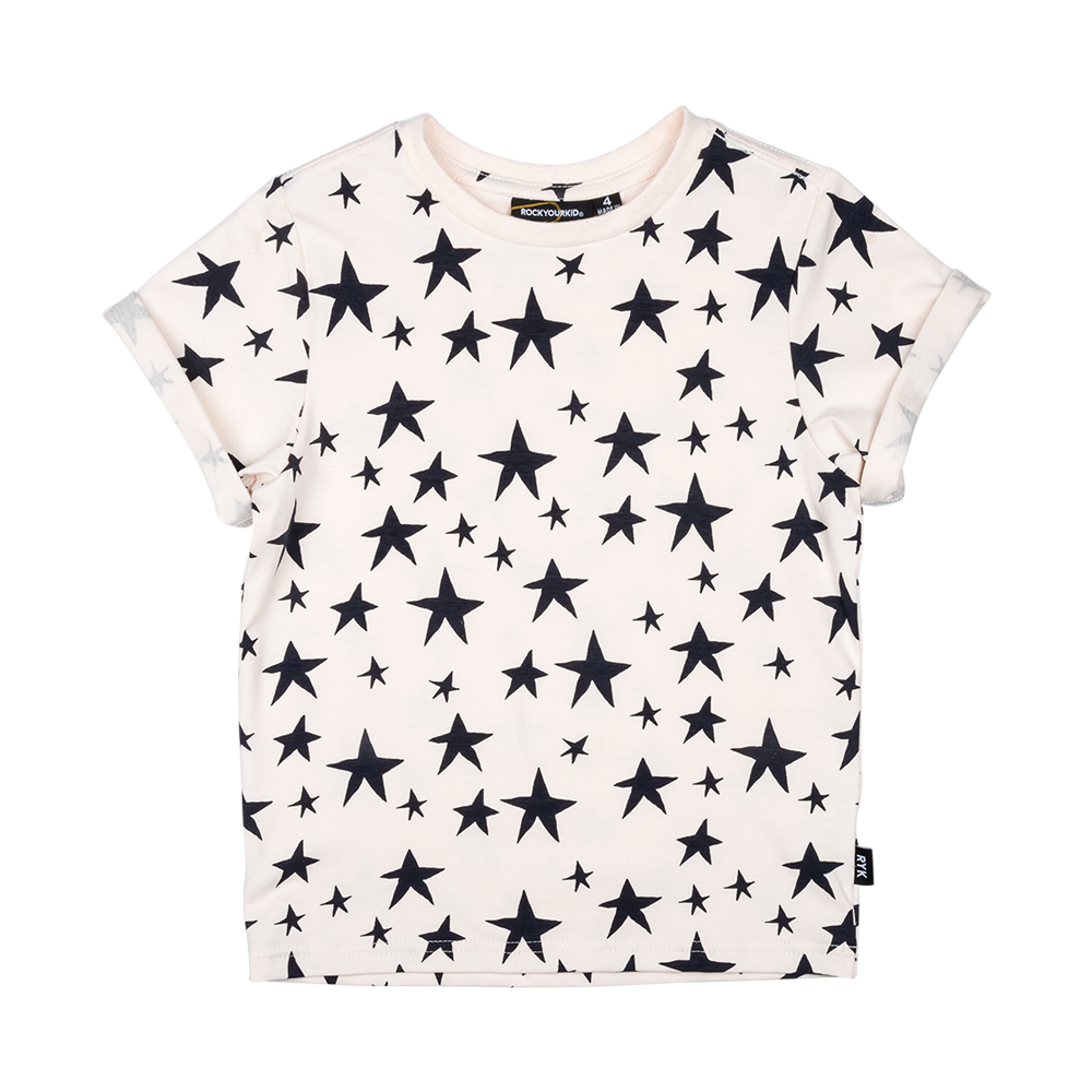 Rock Your Kid Star Struck SS Tee Afterpay