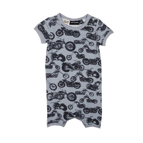 Rock Your Baby Chopper SS Playsuit