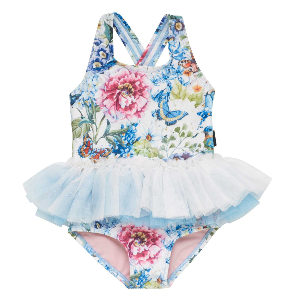 Rock Your Baby Country Garden Tulle Swimsuit