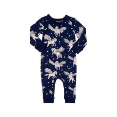 Rock Your Baby I Am Pegasus Playsuit Afterpay