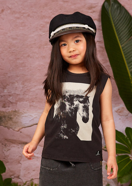 Rock Your Kid Majestic Muscle Top