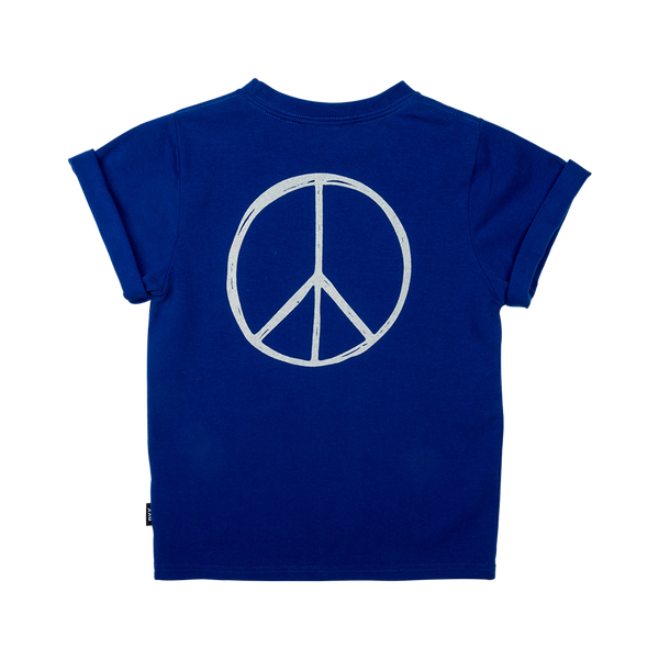 Rock Your Kid Peace SS Tee
