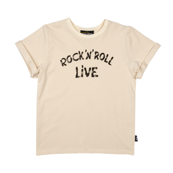 Rock Your Kid Rock N Roll SS Tee Afterpay