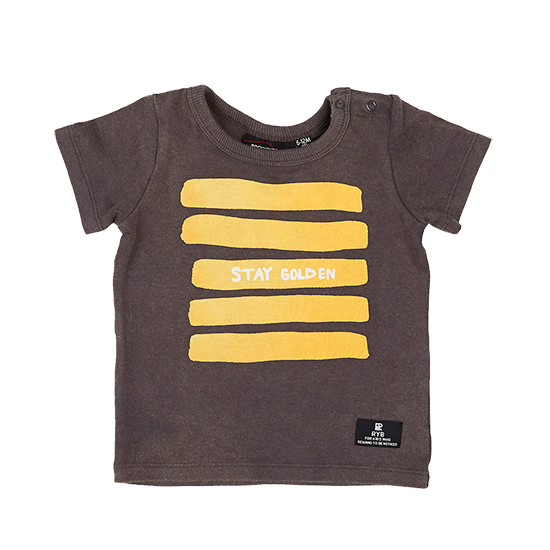 Rock Your Baby Stay Golden Tee | Last Two