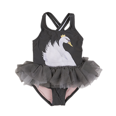 Rock Your Baby Swan Lake Tulle Swimsuit
