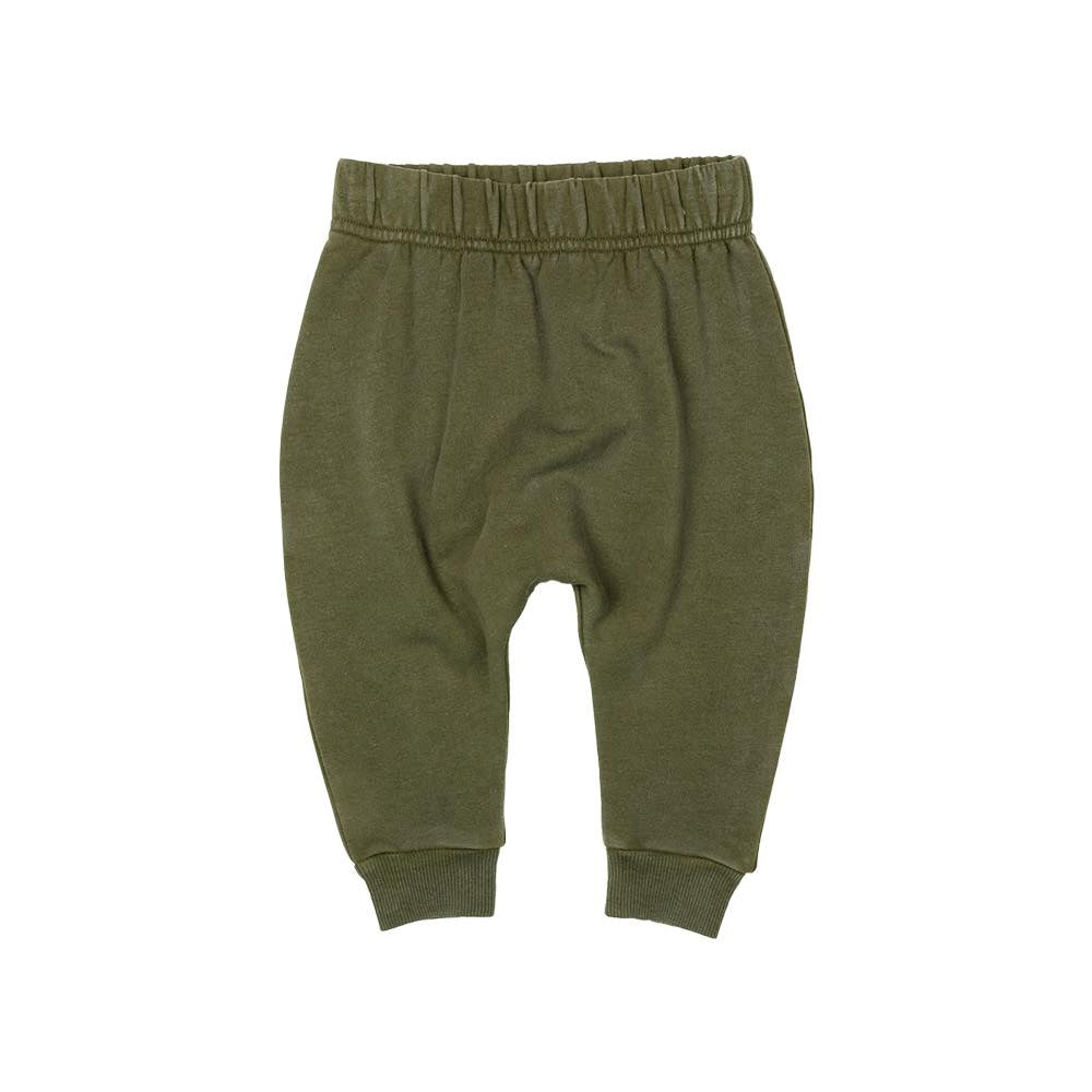 Rock Your Baby Track Pants Khaki