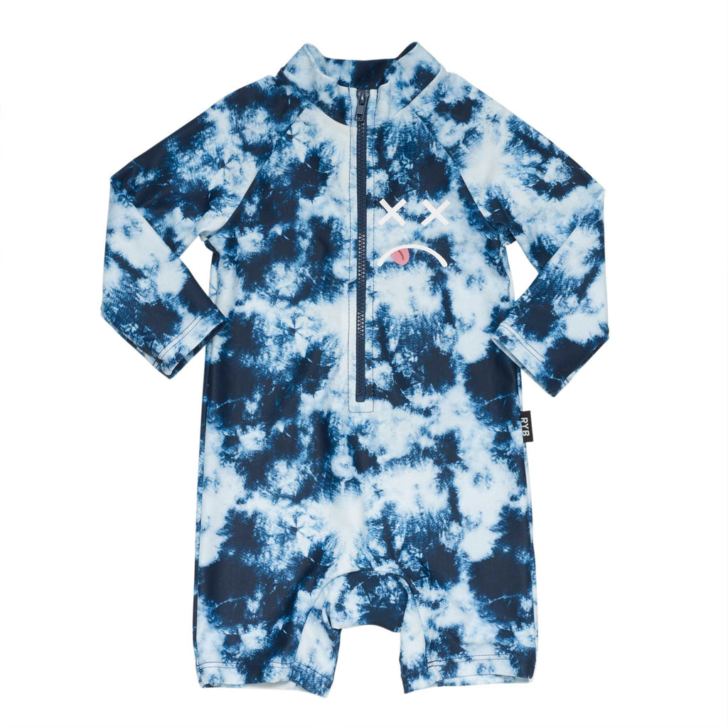 Rock Your Baby Woodstock Swim Onesie