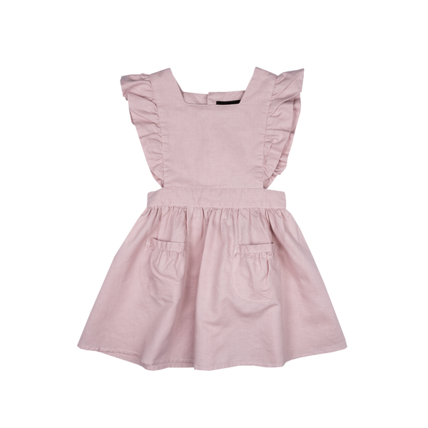 Rock Your Kid Babette Dress | Dusty Pink