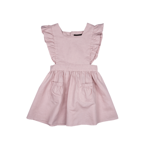 Rock Your Kid Babette Dress | Dusty Pink | Last Two