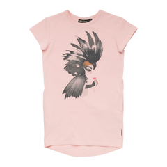 Rock Your Kid Cockatoo Tee Dress | Last Two