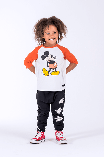 Rock Your Kid 80's Mickey Tee