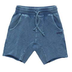 Rock Your Kid Smash Short Blue | Size 2Y Last Two