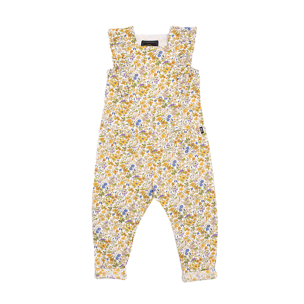 Rock Your Kid Spring Florals Jumpsuit