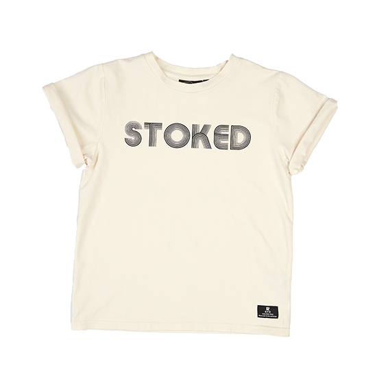 Rock Your Kid Stoked Tee