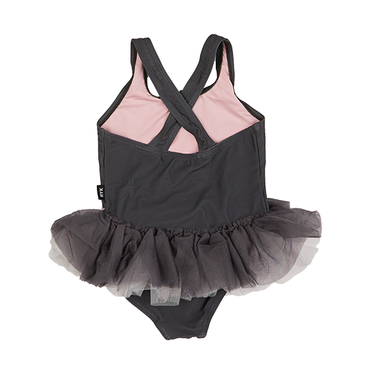 Rock Your Kid Swan Lake Tulle Swimsuit | Size 7Y Last One