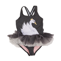 Rock Your Kid Swan Lake Tulle Swimsuit