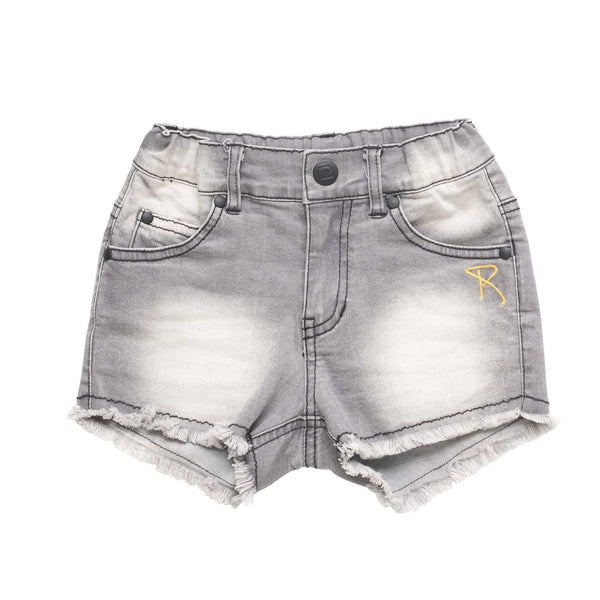 Rock Your Kid Tie Dye Denim Short | Size 3Y Last One
