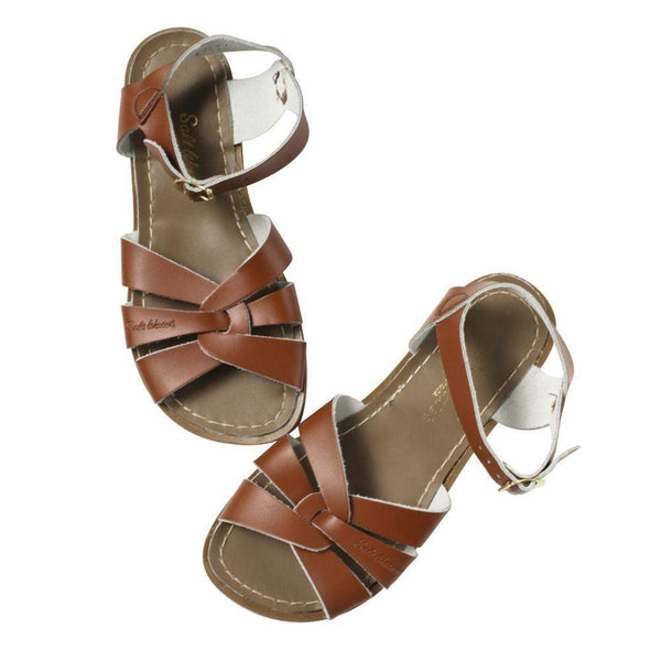 Saltwater Sandals Original | Tan Afterpay